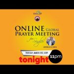 Global Prayer Meeting for Singles September 2019