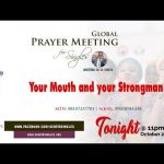 ONLINE GLOBAL PRAYER MEETING for Singles FEBRUARY 2019