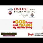 ONLINE GLOBAL PRAYER MEETING FOR SINGLES OCTOBER EDITION
