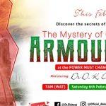 THE MYSTERY OF GOD'S ARMOUR MFM PMCH FEBRUARY 2021 DR D.K. OLUKOYA